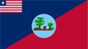 Monserrado county flag