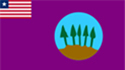 Bomi county flag
